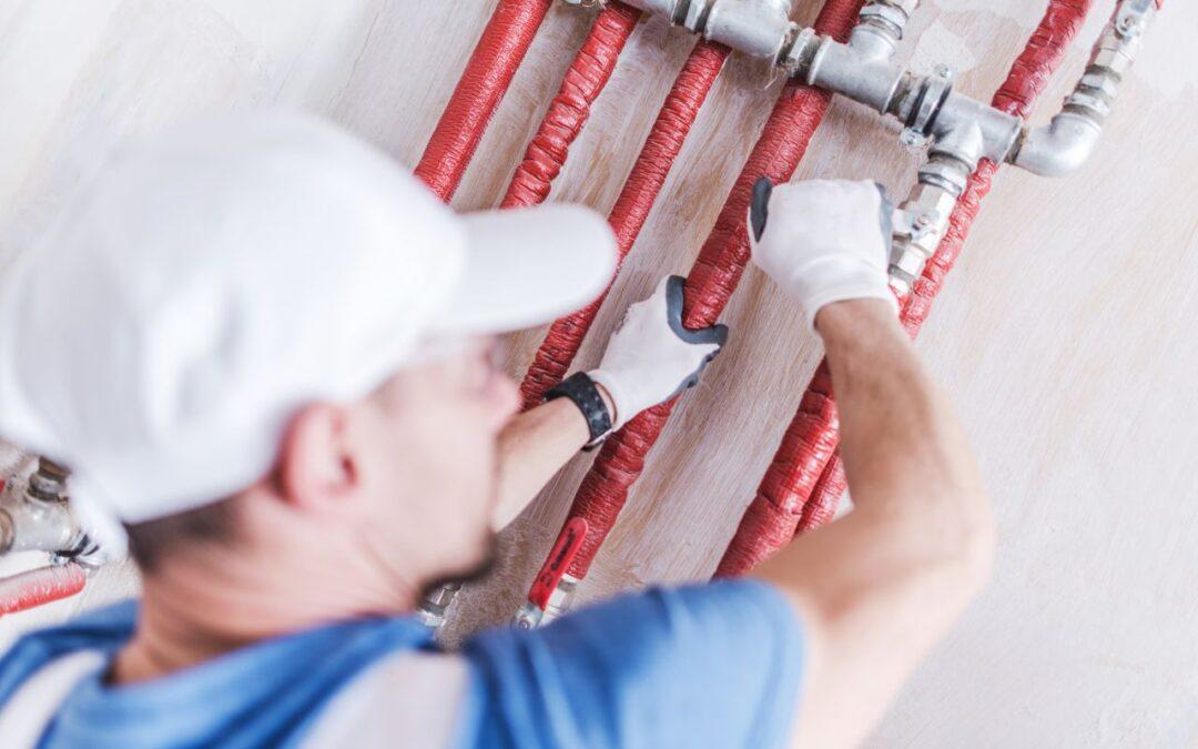 Monter instalacji gazowych i wodnych od 30,- EUR/h + Diety