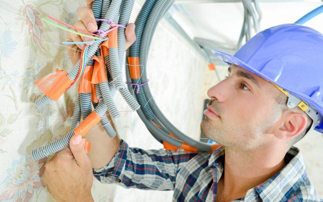 Elektryk Przemysłowy Holandia 16.12-17.12 EUR netto/h