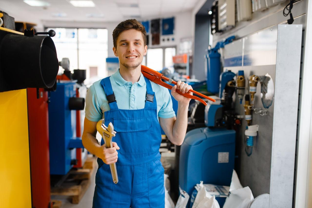 Praca dla hydraulika instalacji sanitarnych w Szwecji ADK
