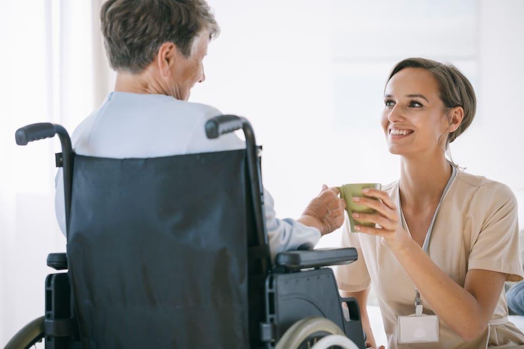 Praca dla pielęgniarki geriatrycznej w Szwajcarii