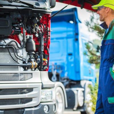 Mechanik LKW praca zagranicą