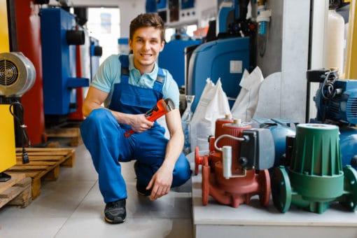 Monter armatury przemysłowej praca zagranicą